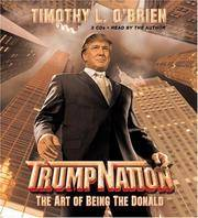Trumpworld: The Art of Being The Donald [Audio CD's Abridged]