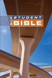 NIV Student Bible, Revised Yancey, Philip and Stafford, Tim