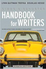image of Simon & Schuster Handbook for Writers