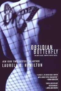 Obsidian Butterfly (An Anita Blake, Vampire Hunter, Book 9) by  Laurell K Hamilton - Hardcover - 2000 - from Patricia Tucker (SKU: 003083)