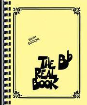 The Real Book, Vol. 1 (B Flat, Sixth edition) by Hal Leonard Corp - 2005 - from Revaluation Books (SKU: x-0634060848)