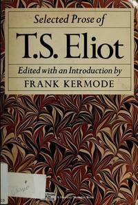 T. S. Eliot: 2 (Modern Masters)