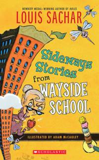 Sideways Stories From Wayside School by Louis Sachar - Paperback - 2010-01-01 - from Allied Book Co. and Biblio.com