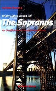 The Sopranos - Bright Lights, Baked Ziti - an Unofficial Unauthorised Guide