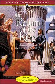The Return of the King (The Lord of the Rings, Book 3) Audiobook