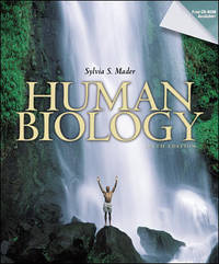 Human Biology Mader, Sylvia S by  Sylvia S Mader - Paperback - 1999-07-01 - from Textbookplaza (SKU: F2205)