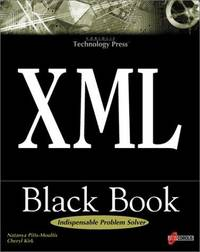 XML Black Book: The Most Comprehensive Resource for XML - The Next Hot Language for the World...
