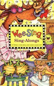 Wee Sing Sing-Alongs book (reissue)
