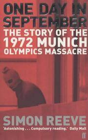 image of One Day in September : The Story of the 1972 Munich Olympics Massacre