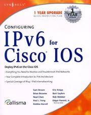 Configuring IPv6 for Cisco IOS
