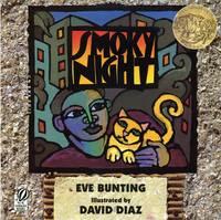 SMOKEY NIGHT CALDECOTT AWARD 95