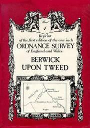 Berwick-upon-Tweed (Victorian Ordnance Survey, No 1)