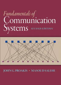 image of Fundamentals of Communication Systems (2nd Edition)