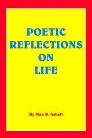 POETIC REFLECTIONS ON LIFE