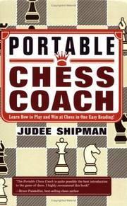 Portable Chess Coach