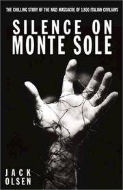 Silence On Monte Sole