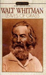Leaves of Grass (Signet Classic)