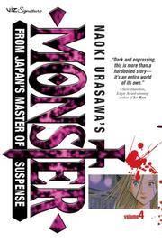 Naoki Urasawa's Monster Volume 4