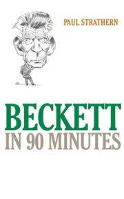 image of Beckett in 90 Minutes (Great Writers in 90 Minutes Series)