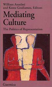 Mediating Culture: The Politics of Representation