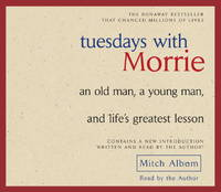 image of Tuesdays with Morrie (Lib)(CD)