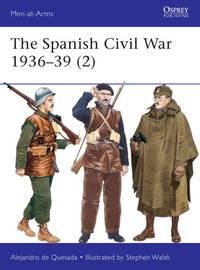 The Spanish Civil War 1936–39    Republican Forces (Men-at-Arms)