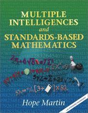 Multiple Intelligences and Standards-Based Mathematics
