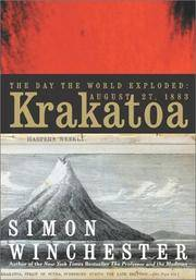 Krakatoa: The Day the World Exploded August 27, 1883