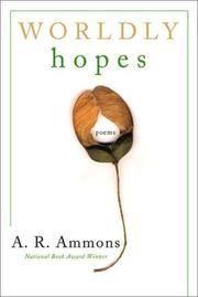 Worldly Hopes: Poems