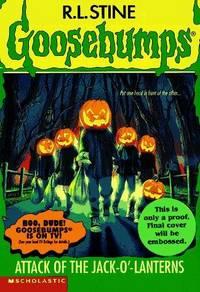 image of GOOSEBUMPS: Attack Of The Jack-O'-Lanterns  #48