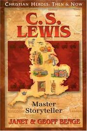 image of C.S. Lewis: Master Storyteller (Christian Heroes: Then & Now)