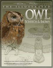 The Illustrated Owl:  Screech & Snowy.