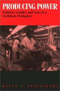 PRODUCING POWER Ethnicity, Gender, and Class in a Caribbean Workplace