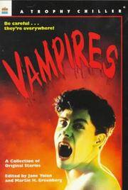 Vampires: A Collection of Original Stories