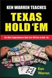 Ken Warren Teaches Texas Hold Em