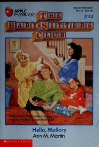 Hello, Mallory (The Baby-Sitters Club, No. 14) by Ann M. Martin - Paperback - 1988-06 - from Ergodebooks and Biblio.com