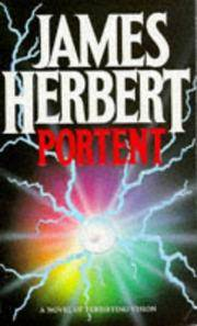 Portent by James Herbert - Paperback - 1st Nel Edition Paperback Edition - 1993 - from thelondonbookworm.com and Biblio.com