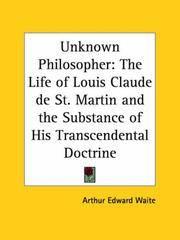 Unknown Philosopher