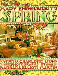 Mary Engelbreit's Spring Craft Book by  Charlotte Lyons - 1st Edition 1st Printing - 1997 - from Book Quest and Biblio.com