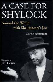 Case For Shylock: Around The World With Shakespeareýs Jew