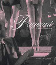 Pageant: The Beauty Contest by  Keith Lovegrove - Paperback - from ShopBookShip and Biblio.com