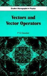 Vectors and Vector Operators