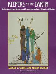 image of Keepers of the Earth: Native American Stories and Environmental Activities for Children
