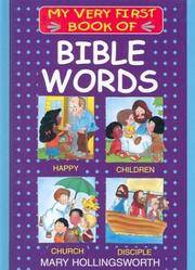 My Very First Book of Bible Words