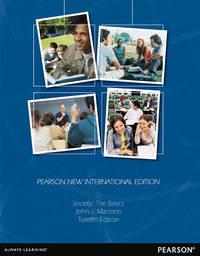 image of Society: Pearson New International Edition: The Basics