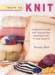 Learn to Knit (Learn to)