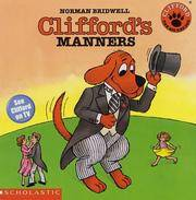Clifford the Big Red Dog: Clifford's Manners