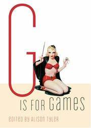 G Is for Games (Erotic Alphabet)