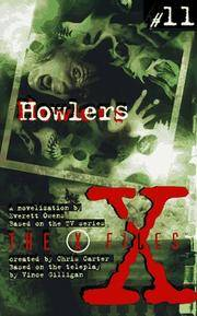 X Files YA #11 Howlers