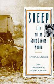 image of Sheep: Life on the South Dakota Range (Borealis Books)